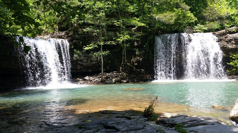 Horseback Trail riding and camping in AR - Mobile