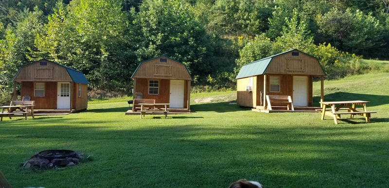 Horseback Riding and Camping at Cherokee Trails Campground
